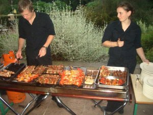 Paignton Zoo BBQ
