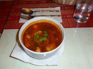 Social Group Thai Feast